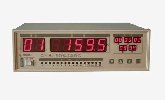 电热毯多路温度测定仪,
