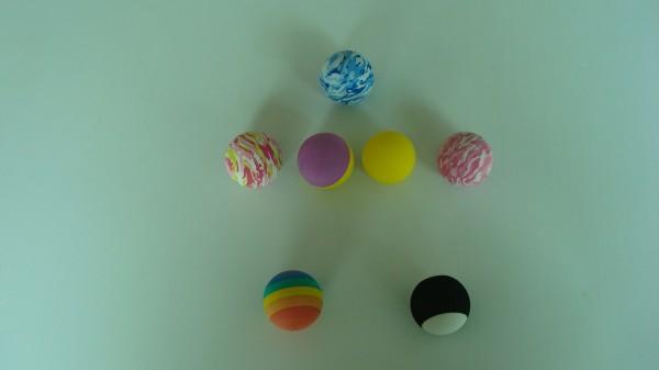 EVA发泡玩具球