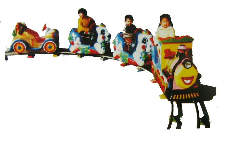 械玩具动物火车