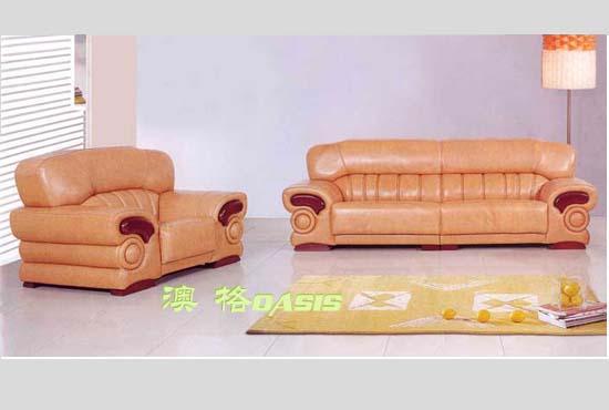 别墅家具厚皮沙发HP-0209批发