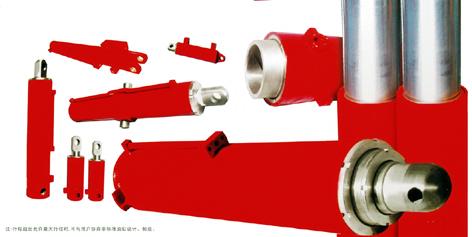 液压支架立柱图片