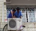 北京松下空调移机加氟清洗图片/北京松下空调移机加氟清洗样板图
