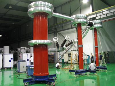 变频谐振试验装置变频谐振电抗器江苏盛华电气有限公司图片