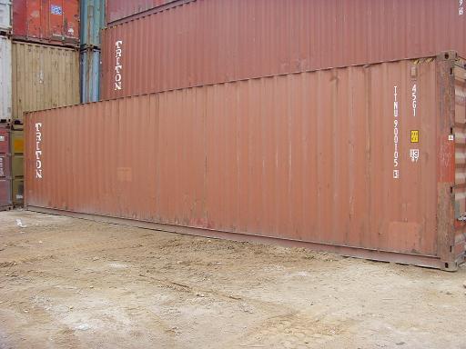 供应旧集装箱二手集装箱货柜出售图片