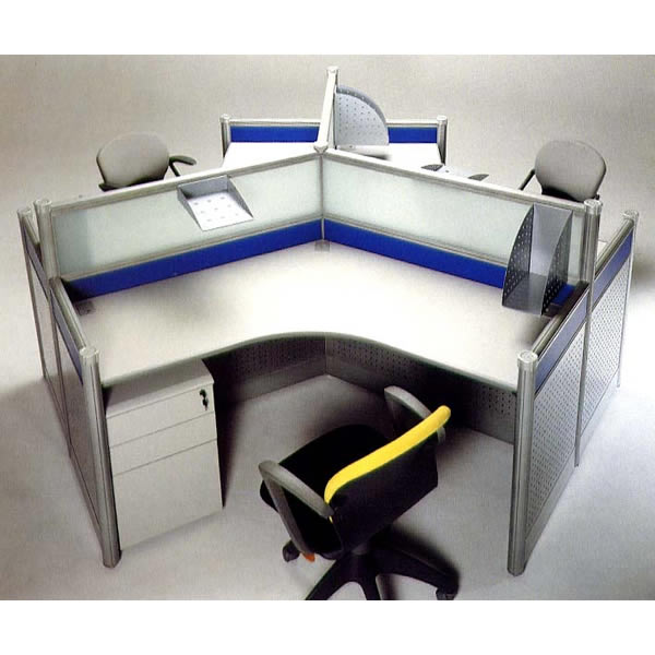 带屏风隔断办公桌,销售带屏风隔断办公桌