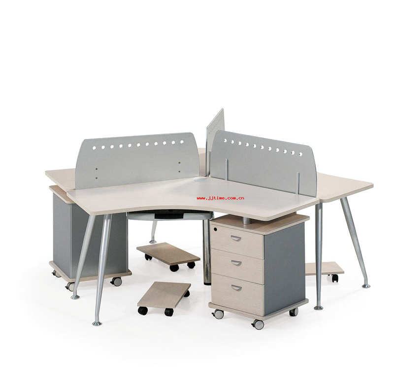 带屏风隔断办公桌价格,生产带屏风隔断办公桌价格