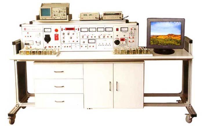 供應電工電子實驗室實訓裝置