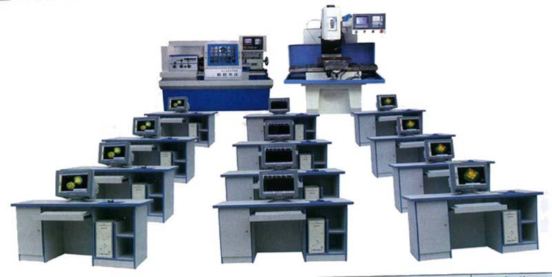 机电一体化数控实验台实验室