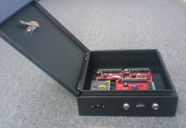 供应IC卡CPU卡对讲联动电梯控制器图片