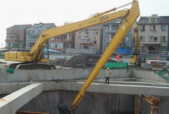 广东建华挖掘机加长臂有限公司
