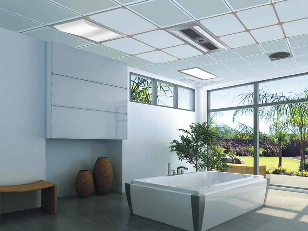 集成吊顶装修效果图 2012客厅装修效果图 ┆客厅电视背景墙