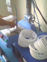 过滤袋 焊接机 焊接设备-供应塑料圈焊接设备,塑料圈压接设备塑料圈焊接设备 塑料圈压接...
