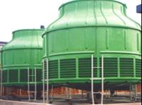 供应山西太原玻璃钢冷却塔图片