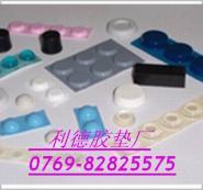 橡胶防震脚垫-半球橡胶胶垫制品图片