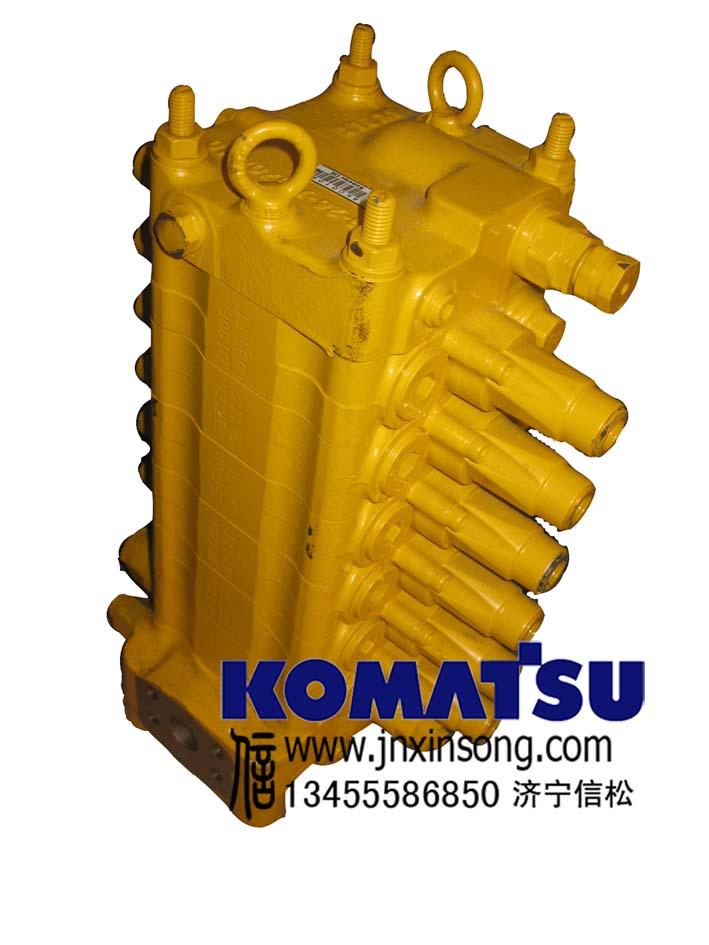 小松挖掘机pc60-7主阀分配阀生产供应商:小松挖掘机