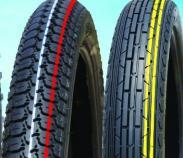 轮胎胎冠标记线油墨图片