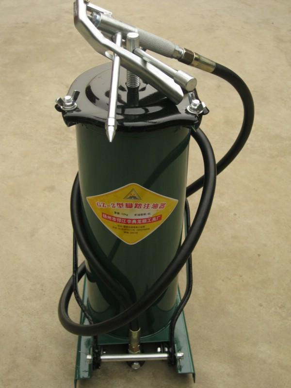 供应GZ-2型脚踏注油器