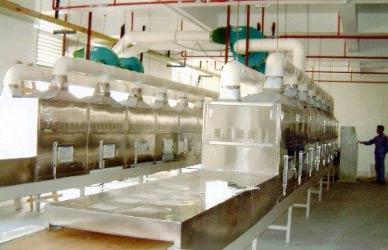供应微波香料香精 鸡精等干燥杀菌设备批发