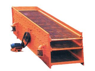 供应砂振动筛滚筒筛直线筛砂石筛分设备图片