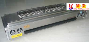 供应上海红外线烧烤机电动烧烤机图片