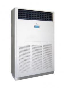 深圳美的中央空调10P柜机图片