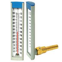 板式温度计