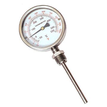 常州径向型双金属温度计