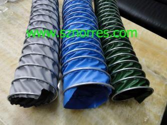 纤维布风管图片