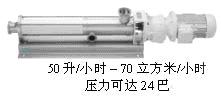 供应Seepex西派克螺杆泵批发