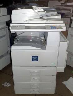 理光2045二手黑白复印机图片