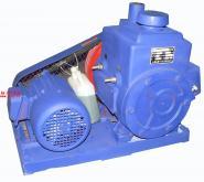 真空泵2X型双级旋片式系列真空图片