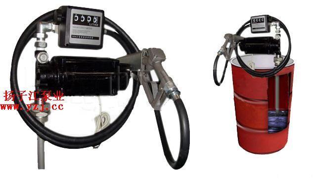 供应油泵防爆计量油桶泵