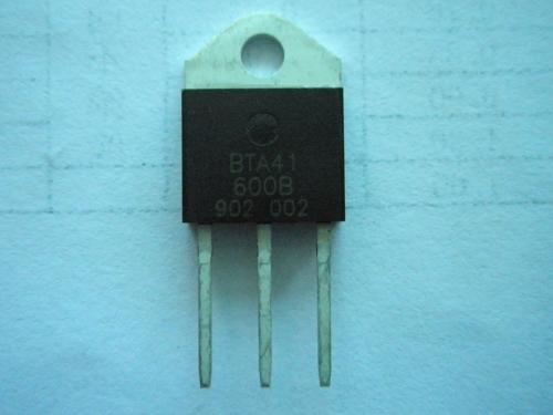 供应PJ双向可控硅BTA41PJ可控硅BTA41图片