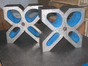 供應V型架 鋼制V型鐵-長河量具