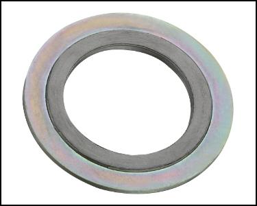 C型金属缠绕垫片,金属缠绕垫片,C型缠绕垫片