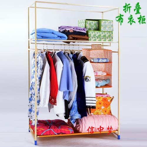 供应简易衣柜折叠布衣柜无纺布衣柜衣橱简易衣柜折叠布衣柜简易衣柜批发
