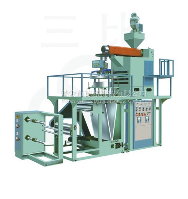 供应SJF-55、60、70 系列广式聚丙吹膜机图片