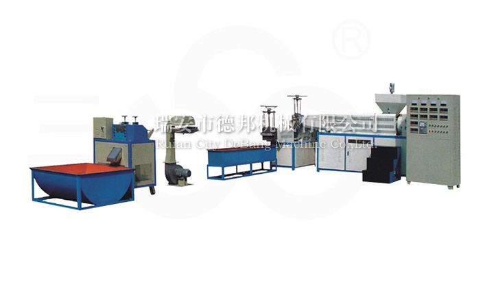 供应SJ-D 高速塑料再生造粒机