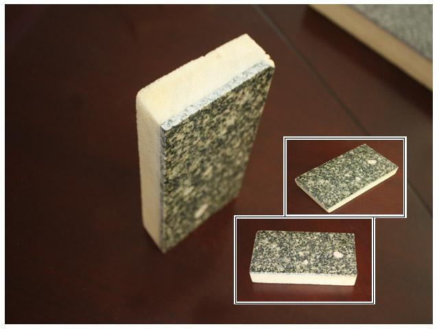 石材保温装饰板