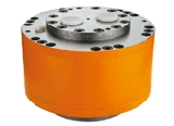 QJM外孔式带制动器液压马达图片