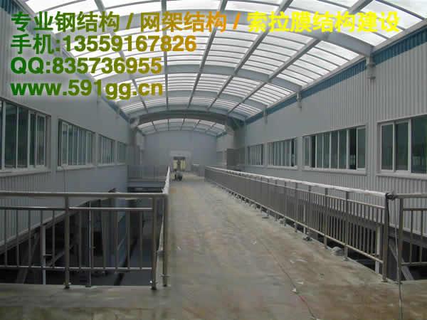 由于钢结构具 膜结构公司膜结构价格膜结构工程