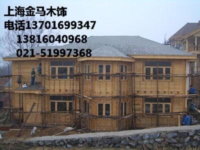 供应上海防腐木花架防腐木楼梯防腐木工图片