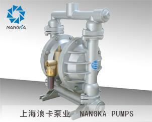 铝合金隔膜泵图片/铝合金隔膜泵样板图 (1)