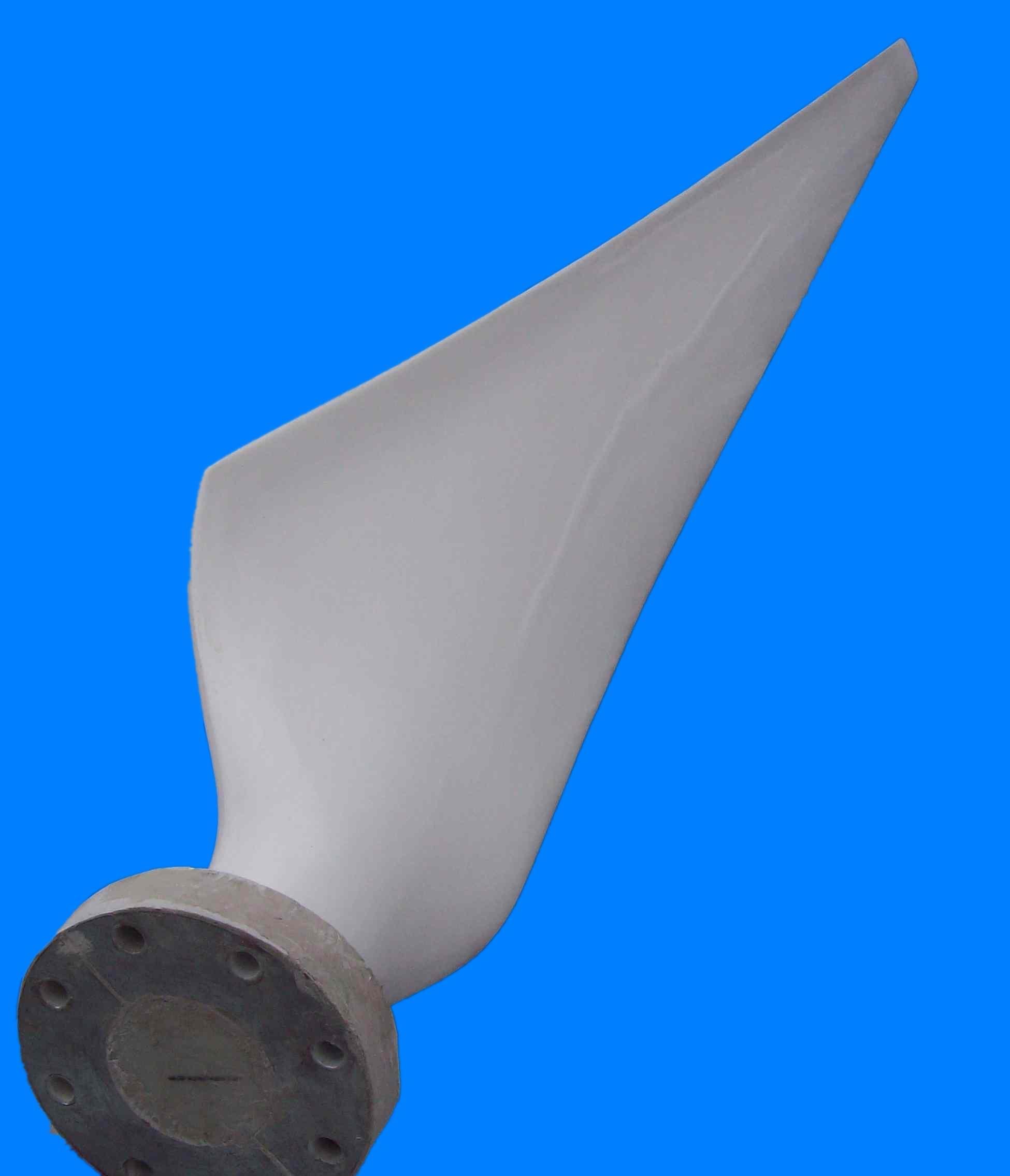 供应5kw10kw风力发电机叶片高清图片