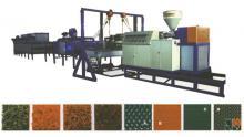塑料喷丝地毯设备