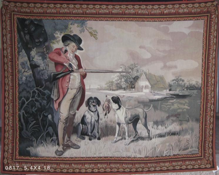 上海/供应皇宫挂毯图片