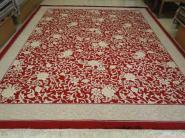 手工真丝地毯编号1911图片