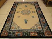立体剪花真丝地毯1490图片