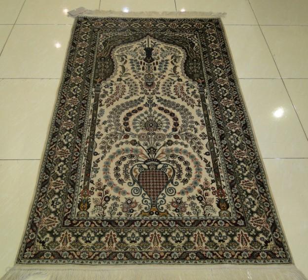 地毯_地毯供货商_供应花瓶图案波斯地毯1794