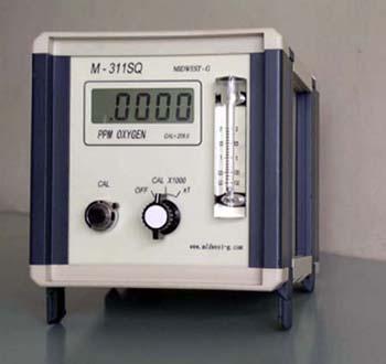 便携式数显取样一体化氧分仪1图片/便携式数显取样一体化氧分仪1样板图